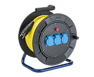 Solid Rubber Cable Reels, Spring Cable Reels, Cable Trolleys