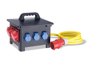 Mobile Power Distribution Boxes