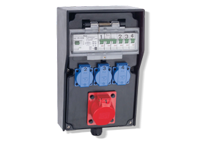Stationary Power Distribution Boxes